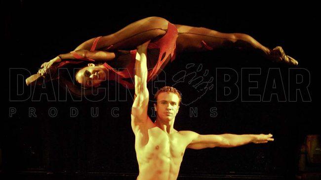 Acrobatic Tango Ballet