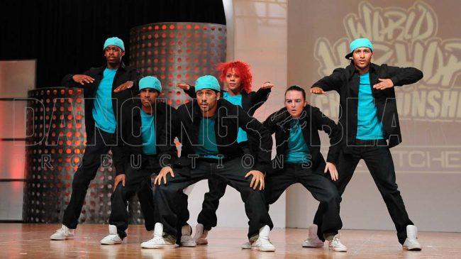 Street Dance Champions