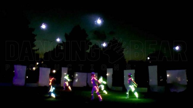 Drone LED Show 02
